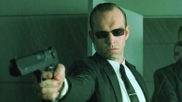 Image result for matrix 4 agent smith