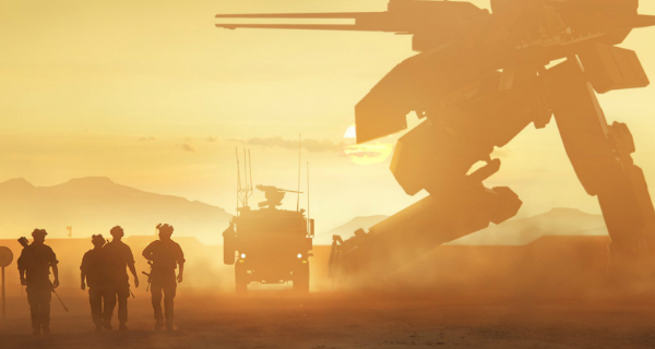 Metal Gear movie concept art hints at Jordan Vogt-Roberts vision!