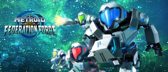 Metroid Prime: Federation Force Available Now