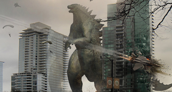 No, Michael Dougherty is Not Directing Godzilla 2... Yet, Anyway...
