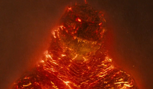 Mike Dougherty explains Fire Godzilla in King of the Monsters!