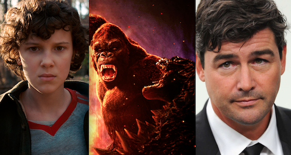 Millie Bobby Brown & Kyle Chandler Returning for Godzilla vs. Kong?