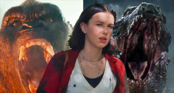 Millie Bobby Brown Spotted on Set of Godzilla vs. Kong