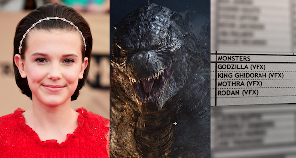 Millie Bobby Brown talks Godzilla 2 & Monsters Converge