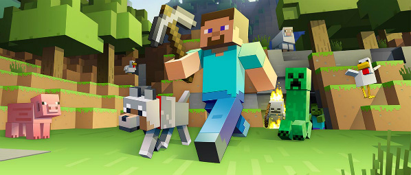 Minecraft movie has a release date