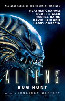 (MINOR NEWS) New Aliens: Bug Hunt Book To Be Published in April