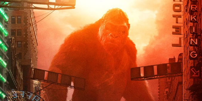 Epic New Godzilla vs. Kong Posters Tease a Colossal Showdown