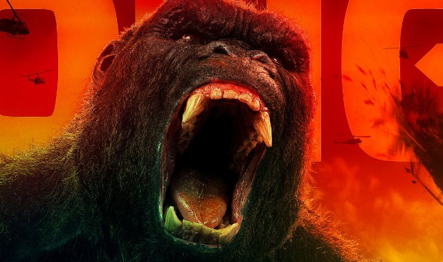 More Kong: Skull Island promotional artwork released!