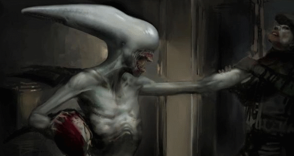 Name and description of the new Aliens in Alien: Covenant revealed! (Spoilers)