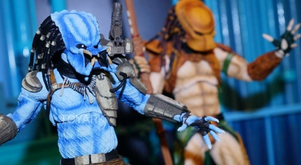 NECA debut new Aliens, Predator and AvP figures at Toy Fair 2018!