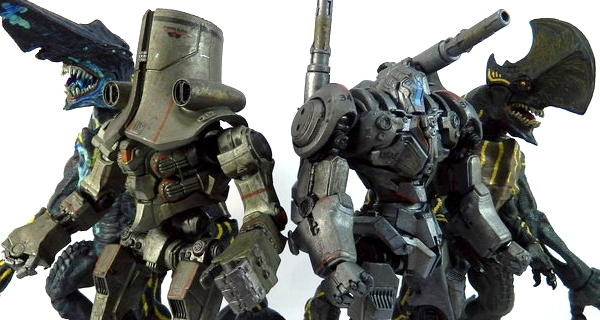 NECA will not be producing Pacific Rim: Uprising figures