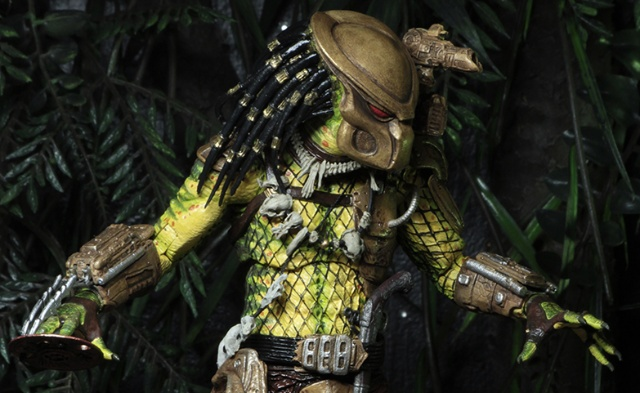 NECA officially announce Predator (2018) figure!