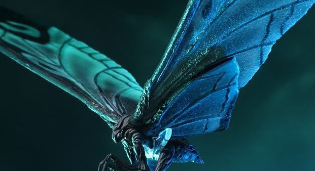 NECA reveal poster version Mothra figure images!