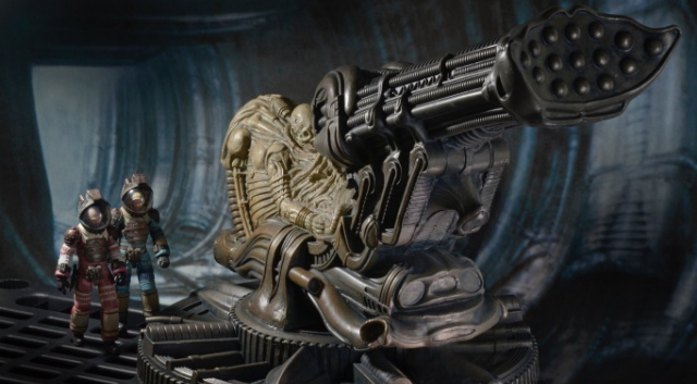 NECA unveil incredible new Alien Space Jockey figure!