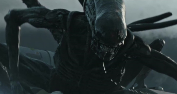 Neomorphs and Xenomorphs unleashed in new Alien: Covenant trailer!