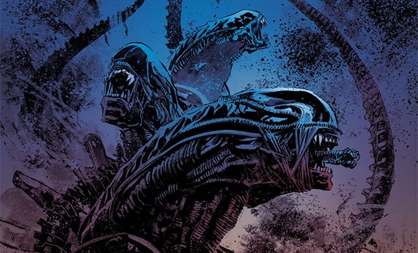 New Alien comic Dust to Dust plot and cover art unveiled!