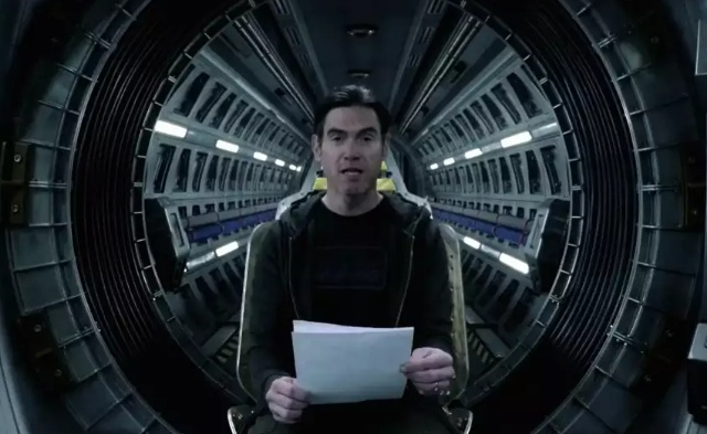 New Alien: Covenant Crew Message viral videos surface online!