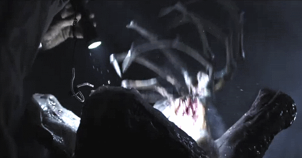 New Alien: Covenant footage descriptions mention Mouth-Bursters!