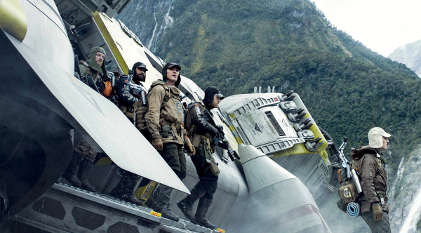 New Alien: Covenant photo welcomes you to PARADISE!