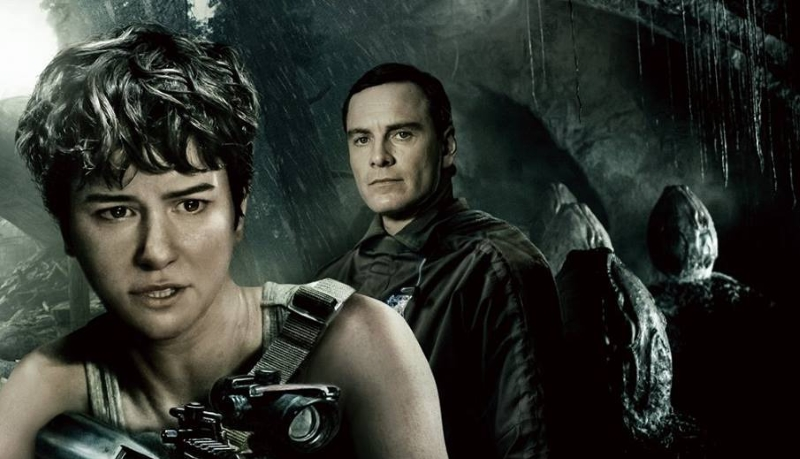 New Alien: Covenant poster emulates Aliens: Colonial Marines box art!