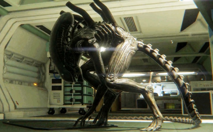 New Alien game in the works at Cold Iron Studios!