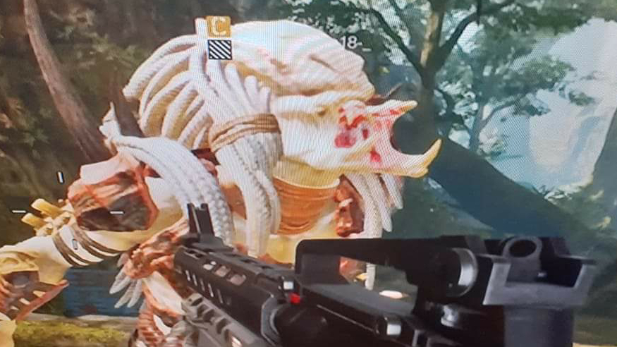 New Alpha Predator class discovered in Predator: Hunting Grounds?!