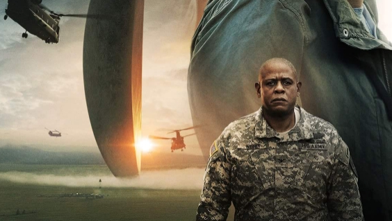 New 'Arrival' movie poster... Arrives!