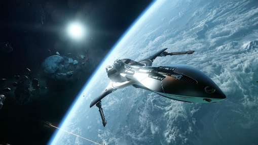 New Footage Released For Star Citizen, The Second Highest Crowdfunded Project Of All Time