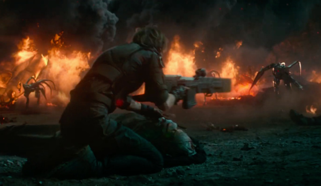 New footage revealed in Terminator: Dark Fate featurette!