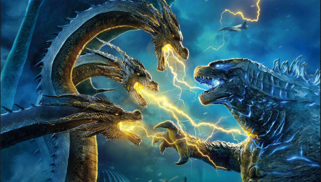 New Godzilla: King of the Monsters Chinese Poster Debuts!
