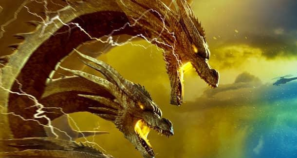 New Godzilla: King of the Monsters key art discovered?