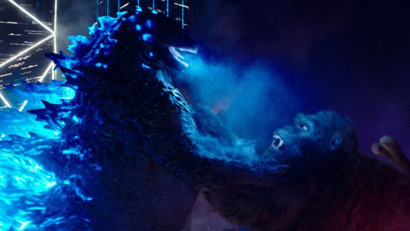 New Godzilla vs. Kong Total Film Images Released