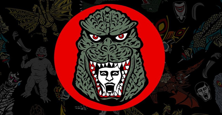 New Godzilla x Punk Drunkers Collab