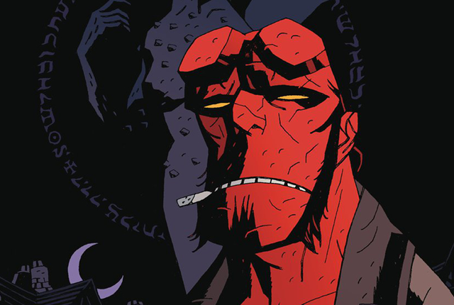 New Hellboy Reboot Announced!