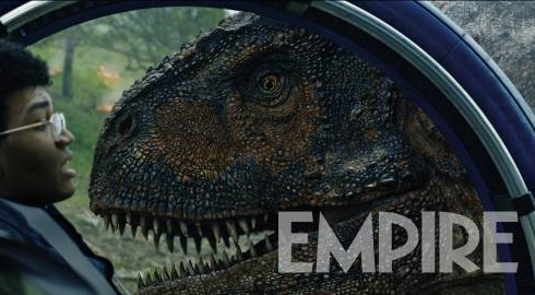 New image of Jurassic World: Fallen Kingdom's Carnotaurus unleashed!