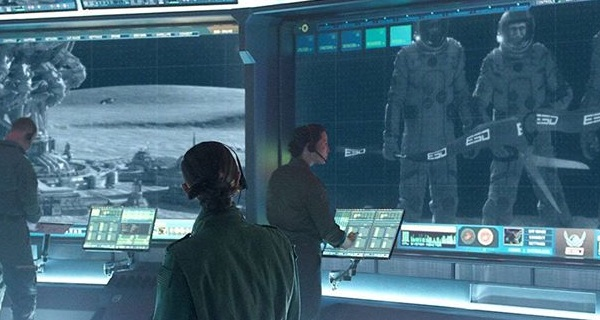 New Independence Day: Resurgence Movie Stills and Set Photos!