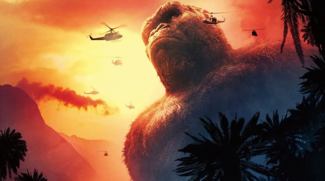 (UPDATE) 2 New international Kong: Skull Island posters released!