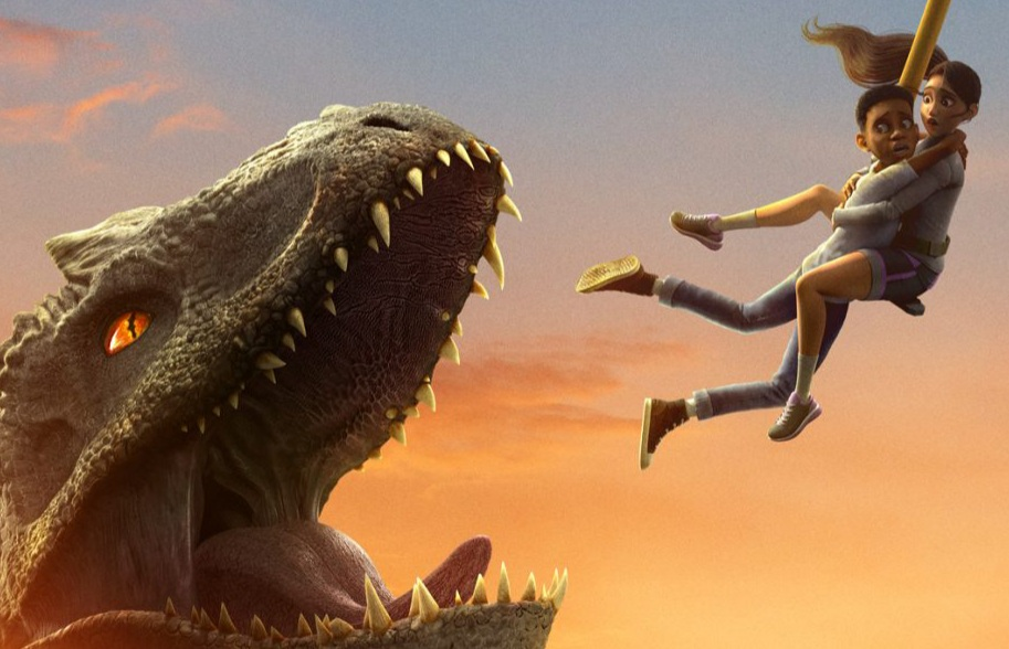 New Jurassic World: Camp Cretaceous Poster Released