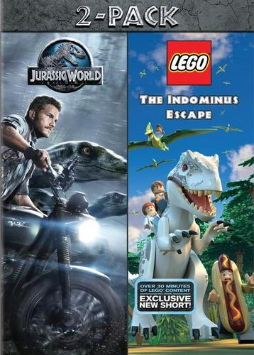 New Jurassic World Lego short film releasing in October!