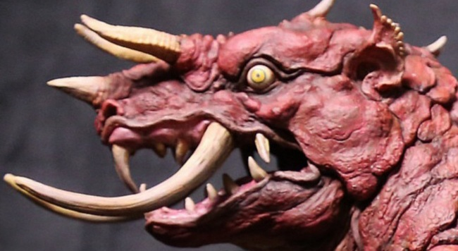 New Kaiju Images, Ultraman Forms, Concept Art, and More!