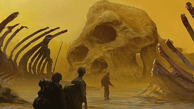 New Kong: Skull Island Concept Art, Interviews and More featured in SFX Magazine!