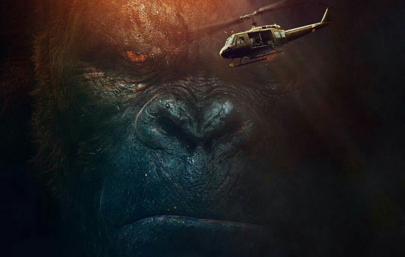 2 New Kong: Skull Island posters drop ahead of tonight's new trailer!