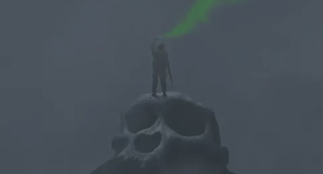 New Kong: Skull Island teaser image references similar marketing strategy to Godzilla 2014!