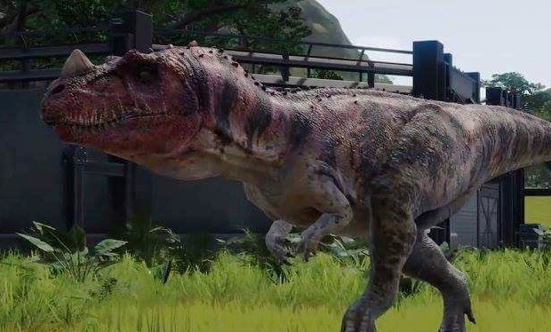 New look at Dinosaurs from the Jurassic World: Evolution game!