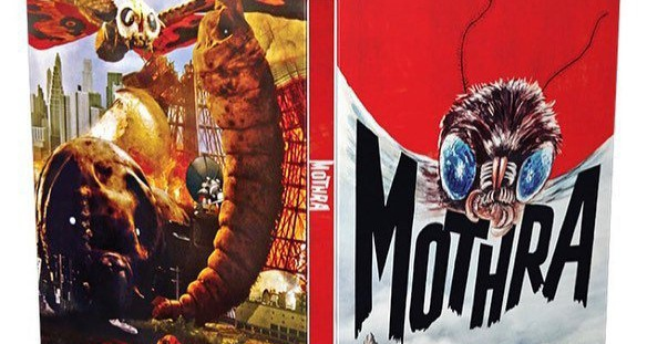 New Mothra SteelBook Blu-ray!