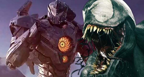 New 'Pacific Rim Uprising' and 'Venom' movie updates!