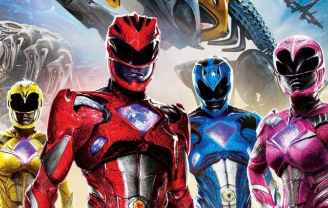 New Power Rangers movie reboot being developed at Paramount Pictures