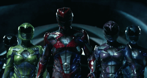 New Power Rangers Trailer gives us our first glimpse at Megazord!
