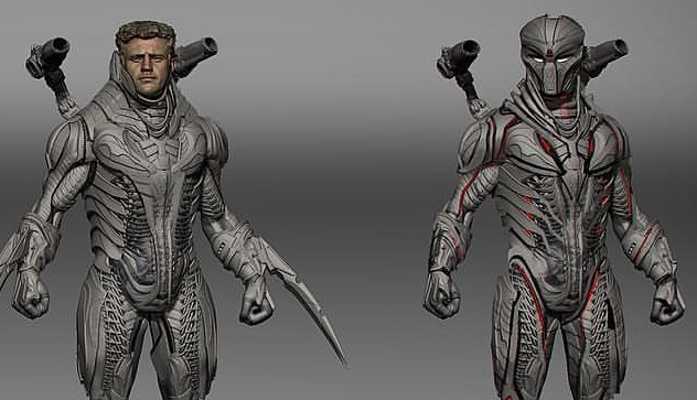 New Predatorkiller suit concept surfaces online!