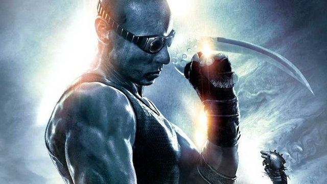 New Riddick movie in the works! Vin Diesel receives his script this week!